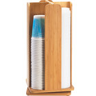 Bamboo Cup / Lid Organizers