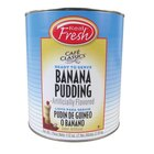 Cafe Classics A1RFD1-5A Banana Pudding 6 - #10 Cans / Case