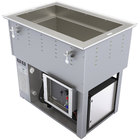 Vollrath 3667101U Bottom Mount 1 Pan Cold / Hot Food Well - 120V