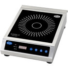 Globe GIR18 Ceramic Countertop Induction Range - 1800W