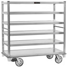 Cres Cor 271-61-5927 Queen Mary Banquet Service Cart with 6 Flat Shelves