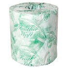 VonDrehle 6022 Feather Soft Individually-Wrapped 2-Ply 500 Sheet Bath Tissue - 96 / Case