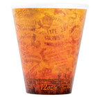 Dart Solo 12U16ESC Fusion 12 oz. Foam Hot Cup - 20/Pack
