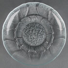 Cardinal Arcoroc 66801 5 1/2 inch Fleur Plate - 6/Pack