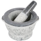 8 inch Granite Mortar and Pestle Set