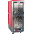 Metro C539-MDC-4 C5 3 Series Moisture Heated Holding and Proofing Cabinet - Clear Dutch Doors