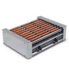 Nemco 8045N Narrow Hot Dog Roller Grill - 45 Hot Dog Capacity (120V)