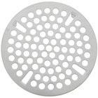 T&S 010385-45 3 inch Flat Strainer Replacement for T&S Waste Valves with 3 inch Sink Openings