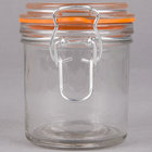 Anchor Hocking 98907 9 oz. Mini Heremes Jar - 12/Case