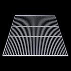 True 892545 White Coated Wire Shelf with Shelf Clips - 25 inch x 28 13/16 inch