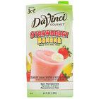 DaVinci Gourmet Strawberry Banana Real Fruit Smoothie Mix - 64 oz.