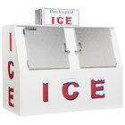 Master-Bilt IM-60 Outdoor Ice Merchandiser - 56 cu. ft.