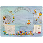 Kids Corner Interactive Placemat - 1000/Case