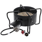 Backyard Pro Outdoor Range / Patio Stove with Hose Guard