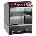 Nemco 8301 Countertop Hot Dog Steamer - 120V
