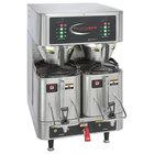 Grindmaster PB-430 1.5 Gallon Twin Shuttle Coffee Brewer - 120/208V