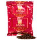 Crown Beverages Emperor's Finest Premium Blend Decaf Coffee - (80) 2 oz. Packets / Case - 80/Case