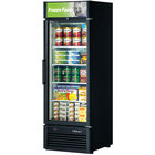 Turbo Air TGF-23SD Black 27 inch Super Deluxe Single Door Merchandiser Freezer - 21.1 Cu. Ft.