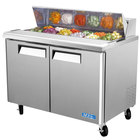 "48"" Commercial Sandwich / Salad Preparation Refrigerators"