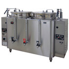 Grindmaster 87710(E) High Speed Twin 10 Gallon Automatic Coffee Urn - 120/208V