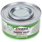 Sterno Products 20112 Green Heat Chafing Dish Fuel - 72/Case