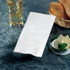 White Dinner Napkins