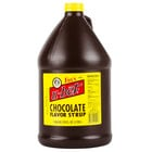 Fox's U-Bet Chocolate Syrup 4 Gallons/Case