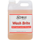 Noble Chemical 2.5 Gallon Wash Brite Laundry Detergent - 2/Case