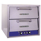 Bakers Pride DP-2BL Brick Lined Electric Countertop Oven - 220/240V, 1 Phase, 5050W