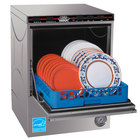 CMA-180UC High Temperature Undercounter Dishwasher with Booster Heater 208V
