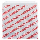 Printed - Hamburger