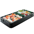 Cal-Mil 1285 Ice Bin with Divider - 48 1/2 inch x 25 inch x 6 inch