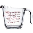 Anchor Hocking 55177OL13 16 oz. (1 Pint) Glass Measuring Cup