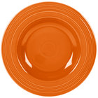 Homer Laughlin 462325 Fiesta Tangerine 21 oz. Pasta Bowl - 12 / Case