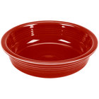 Homer Laughlin 461326 Fiesta Scarlet 19 oz. Medium Bowl - 12 / Case