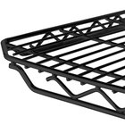 Metro 2448QBL qwikSLOT Black Wire Shelf - 24