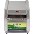 APW Wyott ECO-4000 QST 350E 10 inch Wide Conveyor Toaster with 1 1/2 inch Opening and Electronic Controls 120V