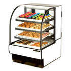 True TCGD-31 31 inch White Dry Bakery Display Case - 14 Cu. Ft.