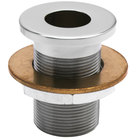 T&S BL-9000-09 Flush Plate Assembly with Lock Nut and Washer
