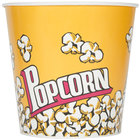 Carnival King 170 oz. Popcorn Bucket - 150 / Case