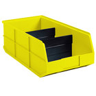Metro MB40170 Divider for MB30174Y and MB30178Y Yellow Nesting Bins - 24 / Pack