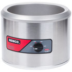 Nemco 6103A 11 Qt. Countertop Cooker / Warmer - 120V, 1250W
