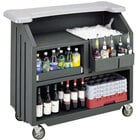 Cambro BAR54SR 5-Bottle Speed Rail for BAR540 Portable Bars