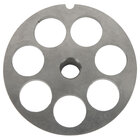 Globe CP18-22 11/16 inch Chopper Plate for #22 Meat Grinder Assemblies