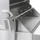 Crown Verity RT-30BI 30 inch Built-In Grill Rotisserie Assembly