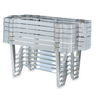 Vollrath 46885 Trimline II Stackable Chafer Rack / Stand