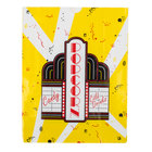Dart Solo PB13PC-00059 130 oz. Premier Popcorn Bag - 500/Case