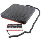 Rubbermaid Pelouze 4040-88 400 lb. Digital Receiving Scale with Remote Display (FG404088)