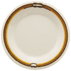 GET WP-7-RD 7 1/2 inch Diamond Rodeo Wide Rim Plate - 48 / Case
