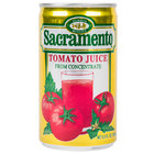 Canned Tomato Juice 48 - 5.5 oz. Cans / Case